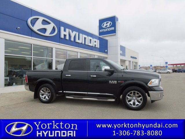 Pre-Owned 2016 Ram 1500 Laramie Limited