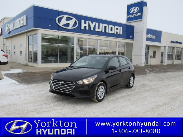 Pre-Owned 2018 Hyundai Accent GL Hatchback