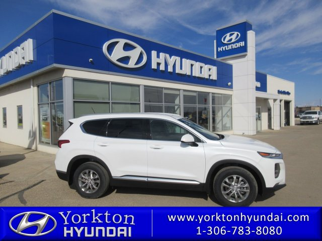 New 2019 Hyundai Santa Fe 2.4L Essential w/Safety