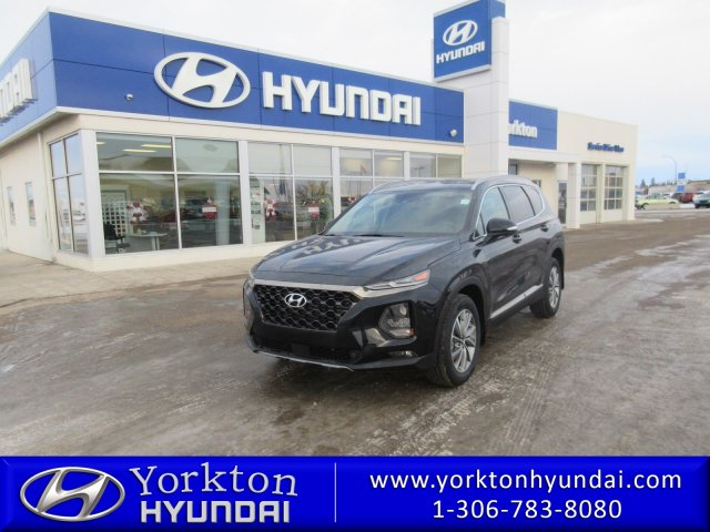 New 2019 Hyundai Santa Fe 2.0T Preferred w/Dark Chrome