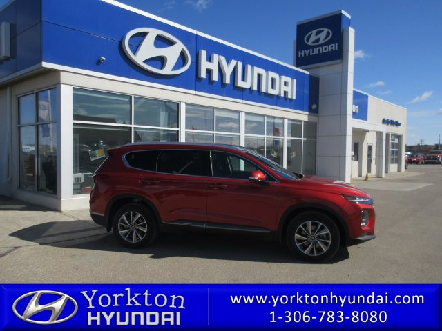 New 2019 Hyundai Santa Fe 2.0T Luxury w/Dark Chrome