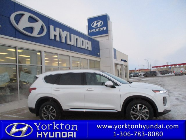 New 2020 Hyundai Santa Fe Preferred w/Sun & Leather Pkg.