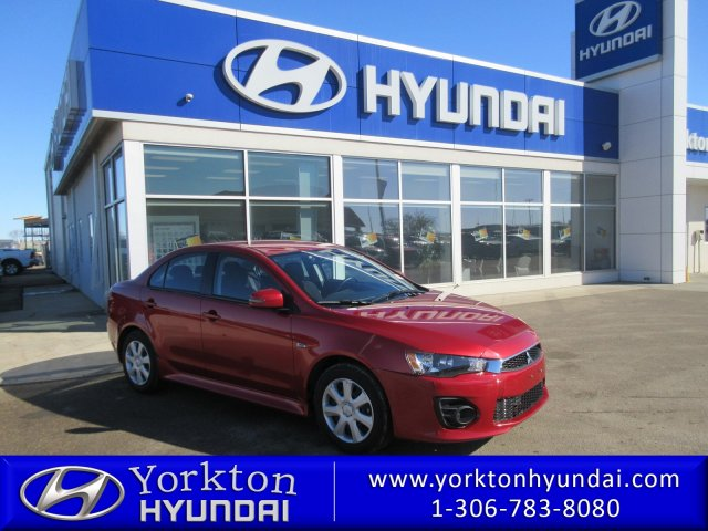 Pre-Owned 2017 Mitsubishi Lancer ES Sedan