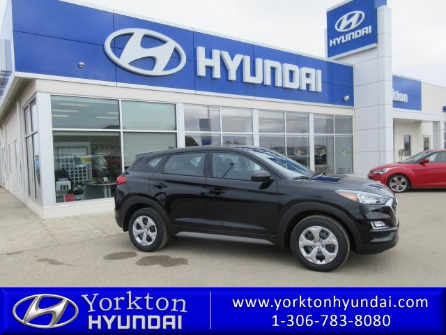 New 2019 Hyundai Tucson Essential 2.0L w/Safety Pkg.