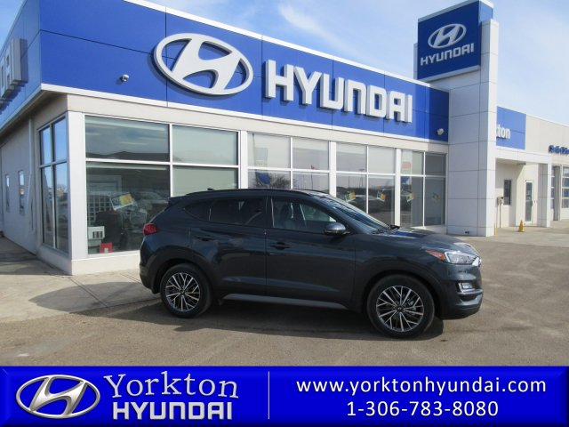 New 2019 Hyundai Tucson 2.4L Luxury