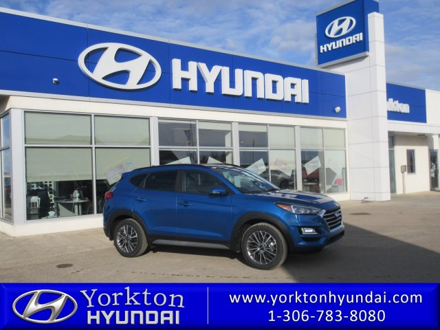 New 2020 Hyundai Tucson Luxury