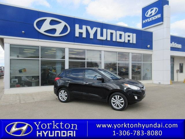 Certified Pre-Owned 2013 Hyundai Tucson Limited w/Navigation