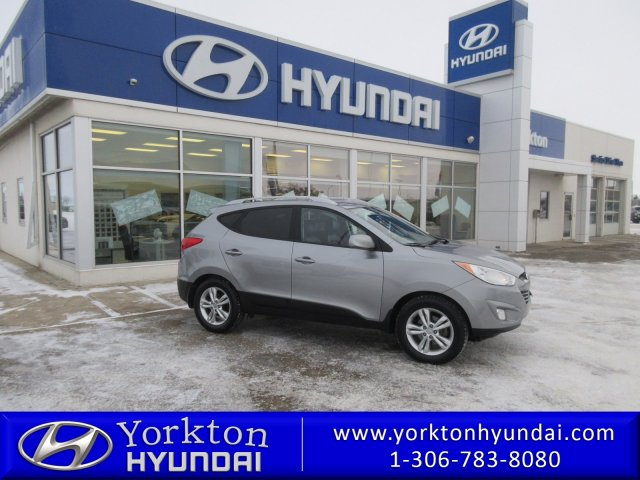 Certified Pre-Owned 2012 Hyundai Tucson GLS
