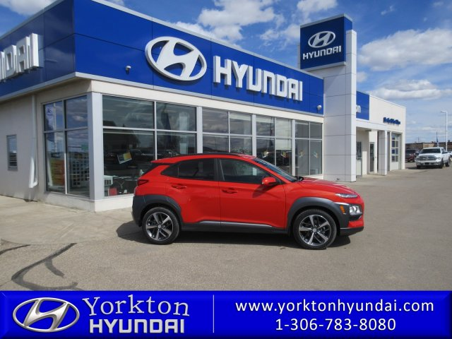 New 2019 Hyundai Kona Preferred 1.6T Trend