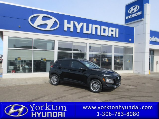 New 2019 Hyundai Kona Luxury