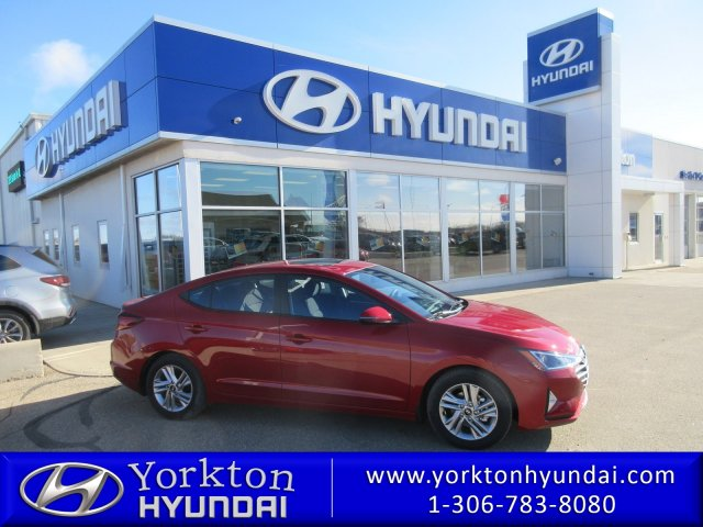 New 2019 Hyundai Elantra Preferred