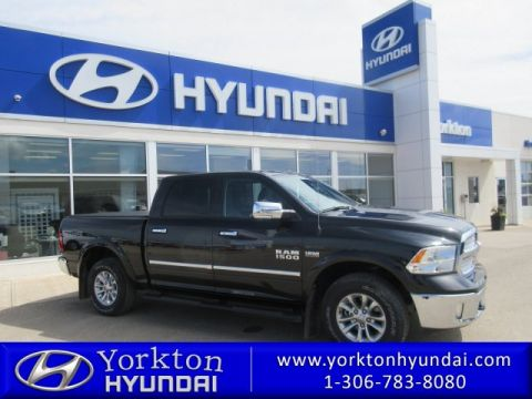 Pre-Owned 2018 Ram 1500 SLT Harvest Edition