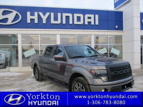 Pre-Owned 2013 Ford F-150 FX4 SuperCrew