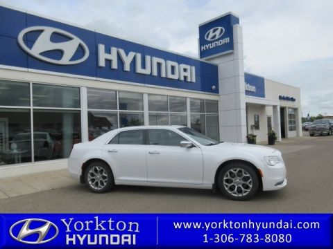 Pre-Owned 2016 Chrysler 300 C Platinum