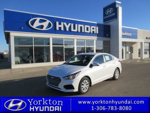 New 2019 Hyundai Accent Essential w/Comfort Pkg. Sedan FWD