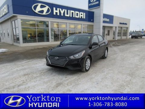 Pre-Owned 2018 Hyundai Accent GL Sedan