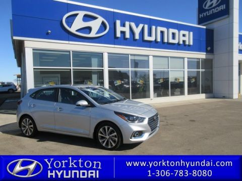 Pre-Owned 2018 Hyundai Accent GLS Hatchback