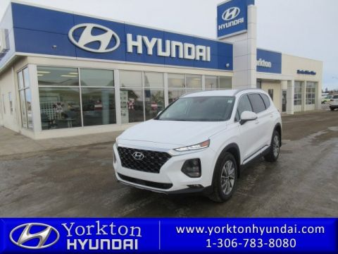 New 2019 Hyundai Santa Fe 2.0L Preferred Turbo