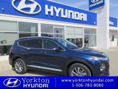 New 2019 Hyundai Santa Fe 2.0T Luxury