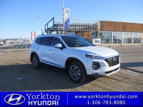 2020 Hyundai Santa Fe Preferred Turbo w/Sun & Leather Pkg.