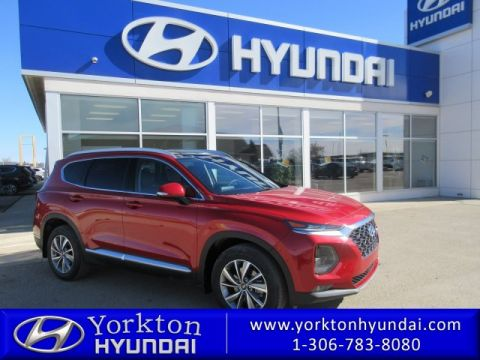 New 2019 Hyundai Santa Fe 2.0T Preferred w/Panoramic Sunroof