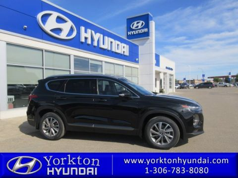 New 2020 Hyundai Santa Fe Luxury