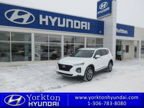 New 2019 Hyundai Santa Fe 2.4L Preferred