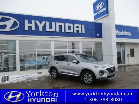 2020 Hyundai Santa Fe Preferred w/Sun & Leather Pkg.