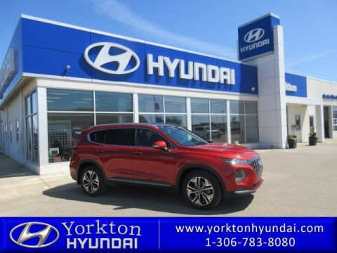 New 2019 Hyundai Santa Fe 2.0T Ultimate w/Dark Chrome