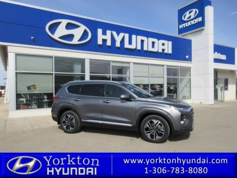 New 2019 Hyundai Santa Fe 2.0T Ultimate