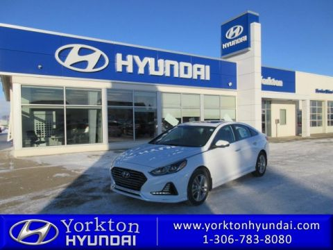New 2018 Hyundai Sonata GLS Sedan FWD