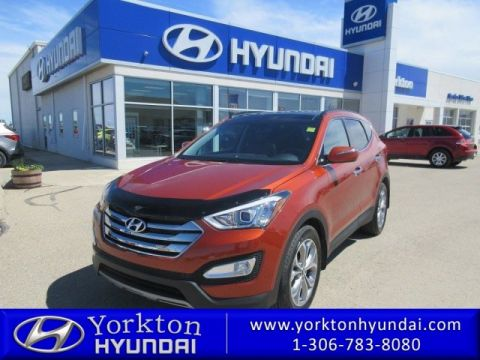 Pre-Owned 2014 Hyundai Santa Fe Sport 2.0T Limited AWD