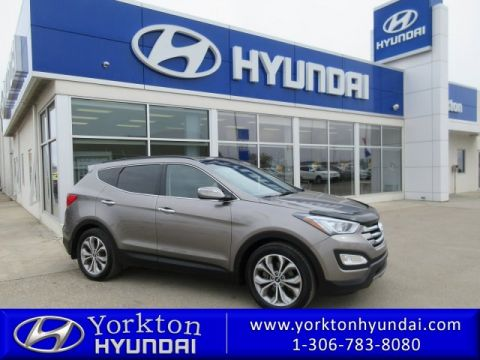 Pre-Owned 2015 Hyundai Santa Fe Sport Limited