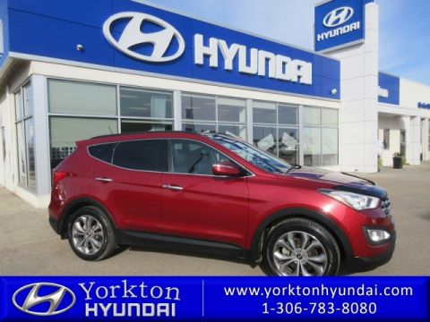 Pre-Owned 2016 Hyundai Santa Fe Sport Limited