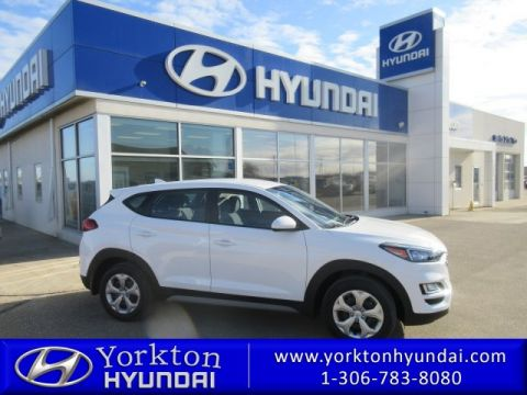 New 2019 Hyundai Tucson 2.0L Essential w/Safety