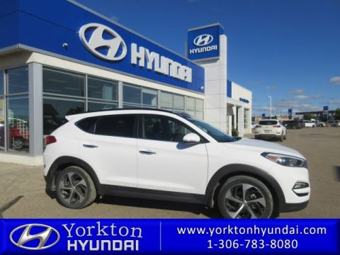 Pre-Owned 2016 Hyundai Tucson Limited Ultimate