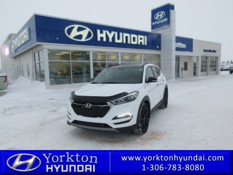 Pre-Owned 2018 Hyundai Tucson GLS 1.6T Night