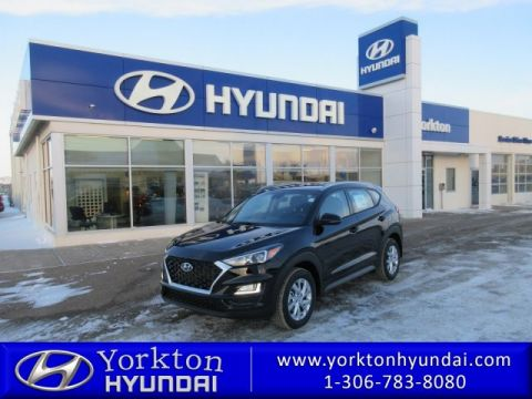 New 2019 Hyundai Tucson 2.0L Preferred