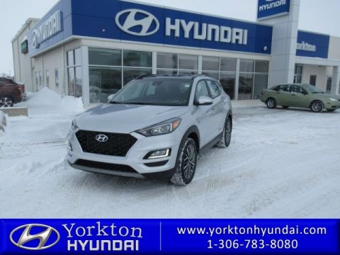 New 2019 Hyundai Tucson 2.4L Preferred w/Trend Pkg.
