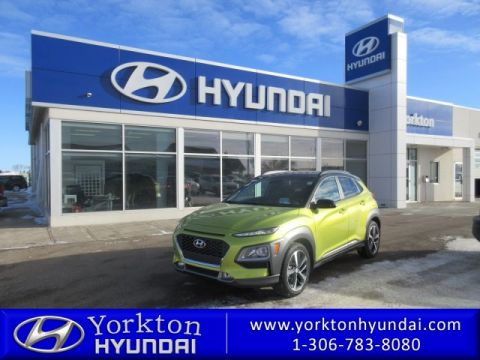 New 2019 Hyundai Kona 1.6T Preferred Trend w/Black Roof