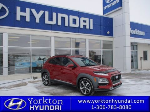 Pre-Owned 2019 Hyundai Kona Ultimate