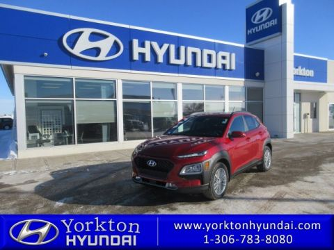 New 2019 Hyundai Kona 2.0L Luxury