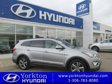 Pre-Owned 2014 Hyundai Santa Fe XL Limited