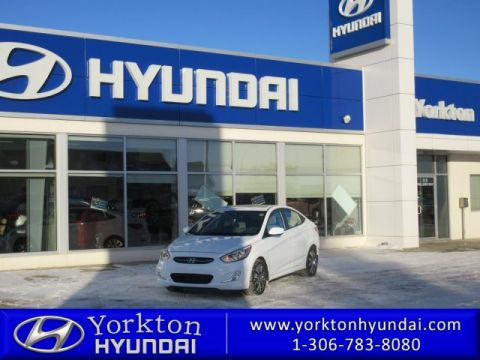 Pre-Owned 2017 Hyundai Accent SE Sedan