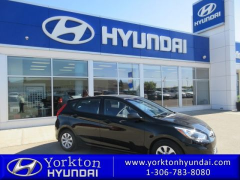 Pre-Owned 2017 Hyundai Accent GL Hatchback