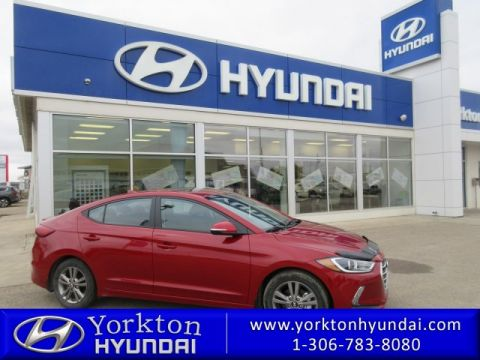 Pre-Owned 2018 Hyundai Elantra GL SE Sedan