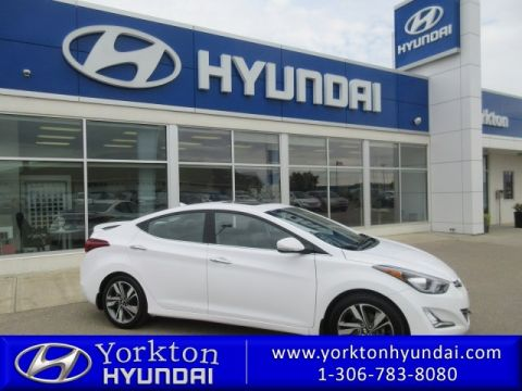 Pre-Owned 2015 Hyundai Elantra Limited w/Navigation